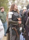 Renaissance Knight Royalty Free Stock Photos