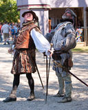 Renaissance Nobility Stock Photography