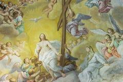 Renaissance painting Stock Images