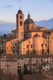 Renaissance palace of urbino Royalty Free Stock Photography