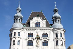 Renaissance palace in Vienna Royalty Free Stock Photography