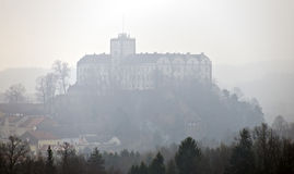 Renaissance palace Weitra Stock Image