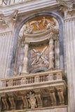Renaissance Sculptur - Vatican, Italy Stock Image