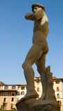 Renaissance sculpture of David. Florence, Tuscany, Italy Royalty Free Stock Photography