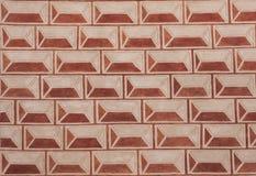 Renaissance sgraffito wall texture, background Royalty Free Stock Photos