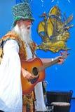 Renaissance Singer Royalty Free Stock Photos