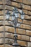 Renaissance street lamp Royalty Free Stock Photo