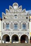 Renaissance style house Royalty Free Stock Image