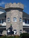 Renaissance-Thema-Hotel Stockbild