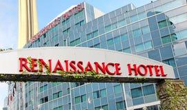 Renaissance Toronto Hotel Stock Photos