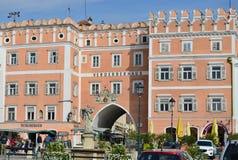 Renaissance Verderber House, the city of Retz Royalty Free Stock Photography