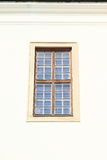 Renaissance window Royalty Free Stock Photos