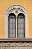 Renaissance window Stock Photos