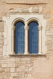 Renaissance window Stock Image