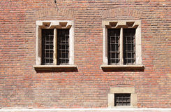 Renaissance windows Stock Images