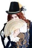 Renaissance Woman Royalty Free Stock Photography