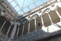 Renaissancearchitektur lizenzfreie stockfotografie