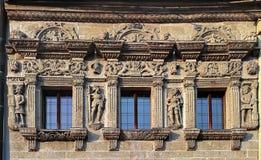 Renaissancedekoration Lizenzfreie Stockfotos