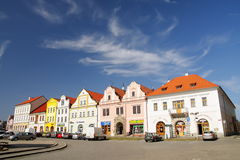 Renaissancehäuser Lizenzfreie Stockbilder