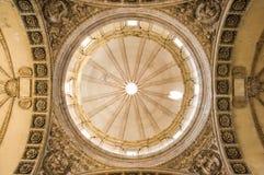 Renaissancehaube im montefiascone stockbilder