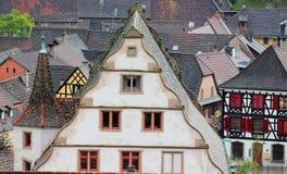 Renaissancehuis Stock Fotografie