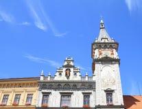 Renaissancehuis - stadhuis Royalty-vrije Stock Afbeelding