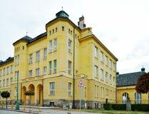 Renaissanceschool Royalty-vrije Stock Afbeelding