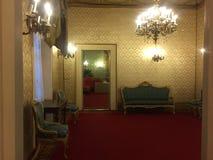 Renaissancewoonkamer Royalty-vrije Stock Foto