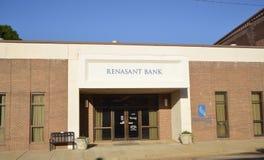Renasant银行Sardis密西西比,产业,公民身份,农业 库存照片
