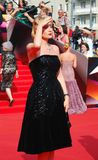 Renata Litvinova at Moscow Film Festival Royalty Free Stock Images