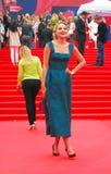 Renata Litvinova at Moscow Film Festival Royalty Free Stock Photography