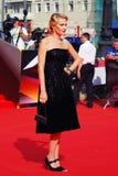Renata Litvinova at Moscow Film Festival Stock Photos
