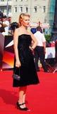 Renata Litvinova at Moscow Film Festival Royalty Free Stock Photo