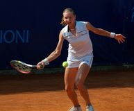 RENATA VORACOVA (CZE) tennis player Royalty Free Stock Photo