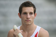Renaud Lavillenie (FRA) Royalty Free Stock Images