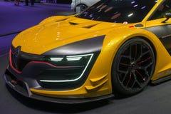 Renault резвится r S автомобиль 01 концепции Стоковая Фотография