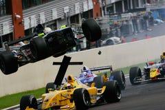 κόσμος σειράς της Renault Στοκ Εικόνες