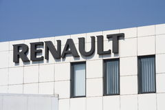 Renault royalty free stock images