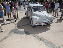 Renault 4 CV Stock Images