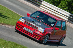 Renault 5GT Turbo Stock Images