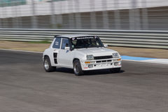Renault 5 Fotografía de archivo