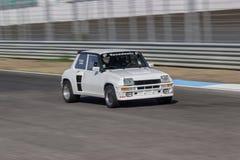 Renault 5 Arkivbild