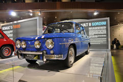 Renault 8 Gordini Photo libre de droits