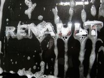 renault стоковое фото rf