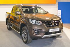 Renault Alaskan imagens de stock
