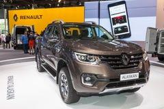 Renault Alaskan Pickup Truck fotos de stock