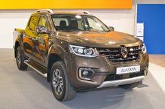 Renault Alaskan stock images