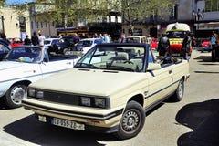 Renault Alliance reservó para el norteamericano Imagen de archivo libre de regalías