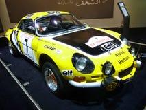 Renault alpina Immagini Stock