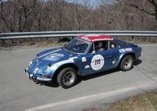 Renault Alpine A 110 Fotografía de archivo libre de regalías